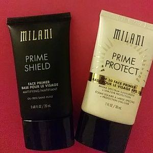 💜Milani Primer Bundle /Prime Protect Spf30⭐